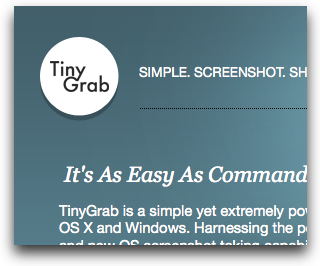 tinygrab-screen-capture