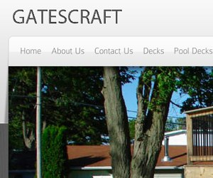 Gatescraft custom woodworking