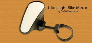 Review Of Ultra Light Bike Mirror By D D Oberlauda